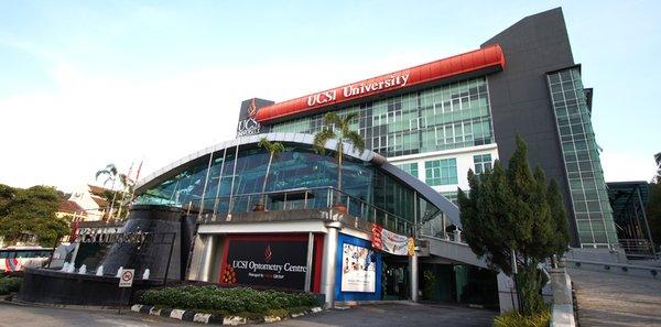 kuliah di ucsi university malaysia