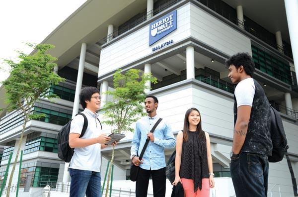 agen kuliah di heriot watt malaysia