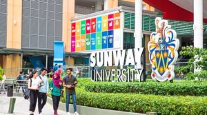 kuliah di sunway malaysia
