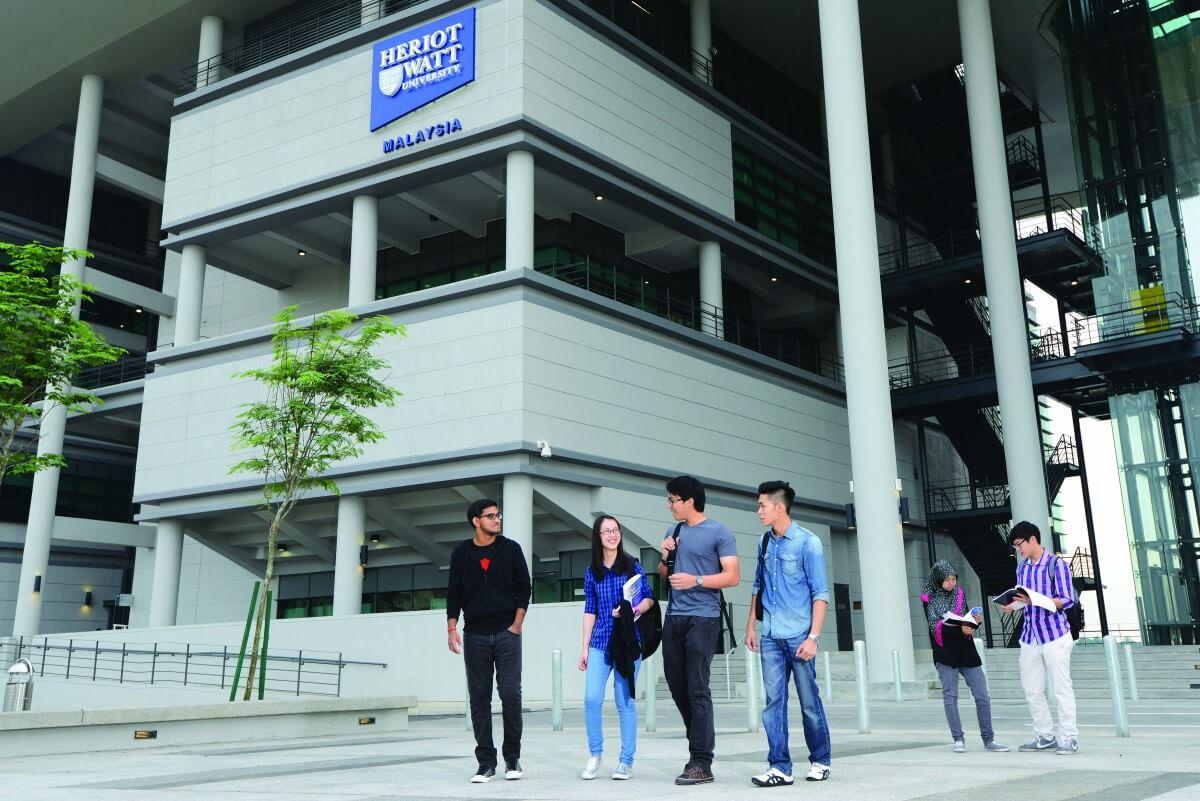 Kuliah di Heriot-Watt University Malaysia